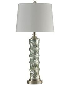 StyleCraft Spiral Table Lamp