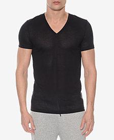 2(x)ist Men's Mesh V-Neck T-Shirt