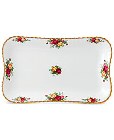 Royal Albert Old Country Roses Tray
