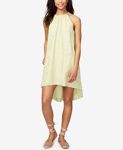 RACHEL Rachel Roy Jacqueline Cotton High-Low Shift Dress, Created ...