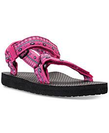 Teva Big Girls' Original Universal Athletic Flip Flop Sandals from Finish Line