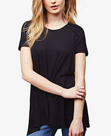Jessica Simpson Scoop-Neck Nursing Top