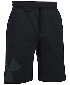 "Under Armour Men's 10"" Rival Fleece Sweat Shorts"