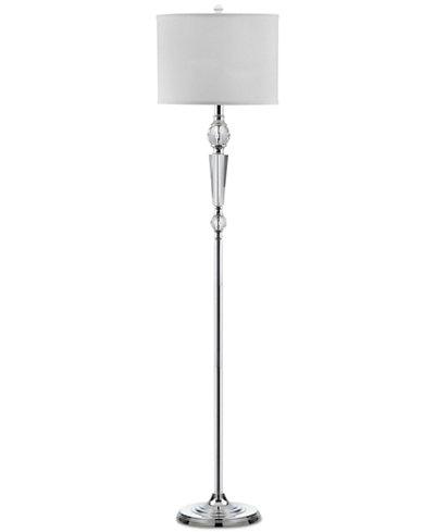 Safavieh Savannah Crystal Floor Lamp