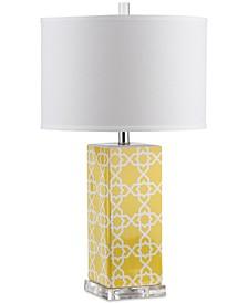Quatrefoil Table Lamp