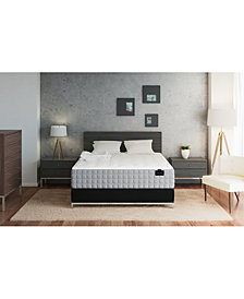 "Aireloom Hybrid 13.5"" Luxury Firm Mattress Set- California King with Adjustable Base"