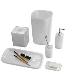 Paradigm Murano White Bath Accessories Collection
