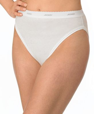 Jockey Plus Size Classics French Cut 3 Pack 9481