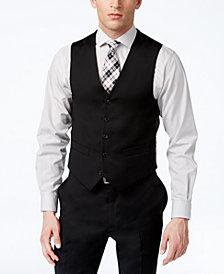 Tommy Hilfiger Sharkskin Modern-Fit Vest