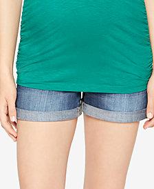 Joe's Jeans Maternity Cuffed Denim Shorts