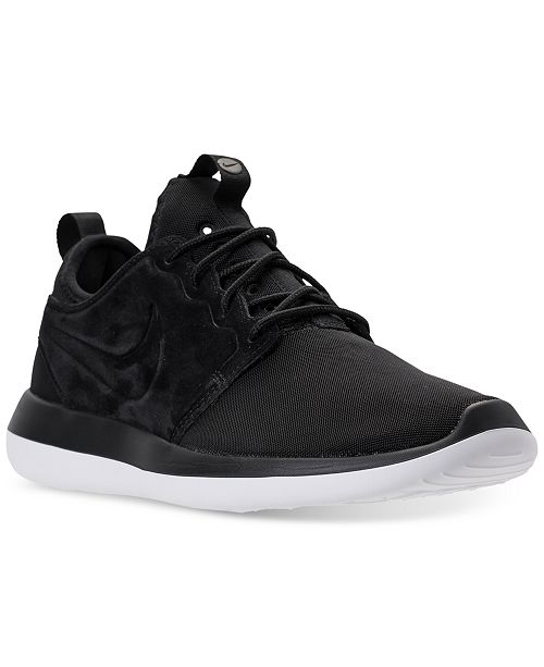 a0ea536991eb Nike Men s Roshe Two SE Casual Sneakers from Finish Line ...