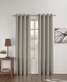 Lichtenberg No. 918 Janice Crushed Microfiber Curtain Panel Collection
