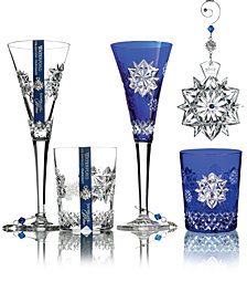 Waterford Crystal 2017 Snowflake Wishes for Friendship Collection