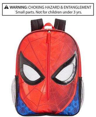 Spider-Man Backpack, Little Boys (2-7) & Big Boys (8-20)