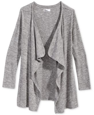 Image of Epic Threads Open-Front Cardigan, Big Girls (7-16), Created for Macy's