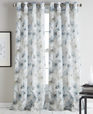Curtains In A Range Of Styles Colors And Fabrics For