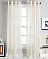 """DKNY Soho Stripe 50"""" x 95"""" Curtain Panel"""