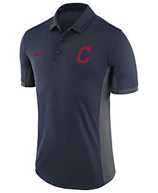 Nike Men's Cleveland Indians Franchise Polo