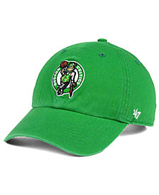 '47 Brand Boston Celtics CLEAN UP Cap