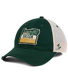Zephyr Oregon Ducks Roadtrip Patch Mesh Cap