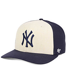 '47 Brand New York Yankees Inductor MVP Cap