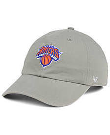 '47 Brand New York Knicks Clean Up Cap