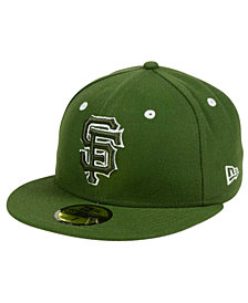 New Era San Francisco Giants Pantone Collection 59FIFTY Cap