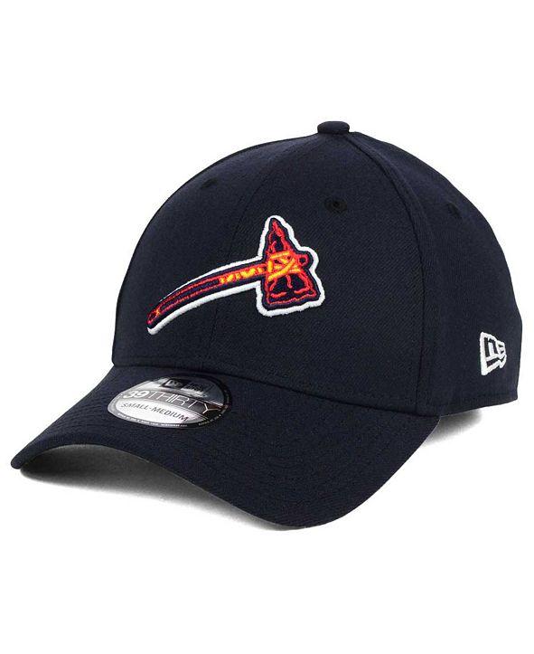 New Era Atlanta Braves Core Classic 39THIRTY Cap