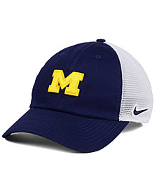 Nike Michigan Wolverines H86 Trucker Cap