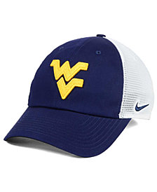 Nike West Virginia Mountaineers H86 Trucker Cap