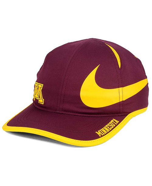 quality design 94adb 1d3df Nike. Minnesota Golden Gophers Big Swoosh Adjustable Cap. Be the first to  Write a Review. main image ...