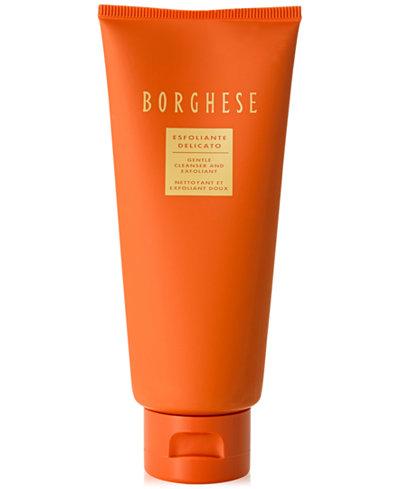 Borghese Esfoliante Delicato Gentle Cleanser & Exfoliant, 3.5 oz.