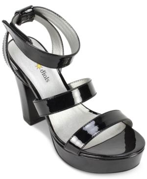 Seven Dials Neat Platform Dress Sandals Women