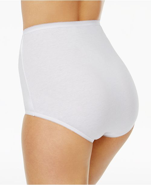 a440c4d054ea31 Vanity Fair Perfectly Yours Cotton Classic Brief 15318 & Reviews ...