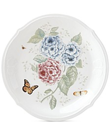Butterfly Meadow Hydrangea Collection Round Platter