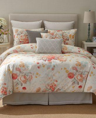 Stapleton Park Full/Queen 4-Pc. Comforter Set