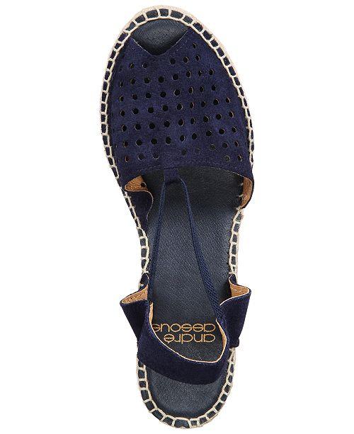 385e9614071 Andre Assous Corrine Wedge Sandals & Reviews - Sandals & Flip Flops ...