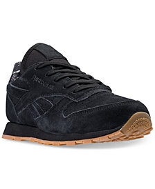 Reebok Little Boys' Classic Leather TDC Casual Sneakers from Finish Line
