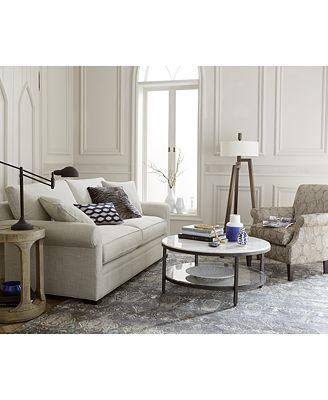 Dial II Fabric Sofa Collection