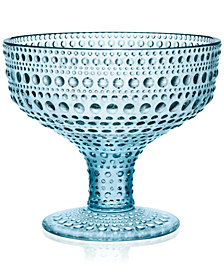 Iittala Kastehelmi Footed Bowl