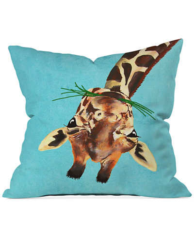 Deny Designs Coco de Paris Giraffe Upside Down 16