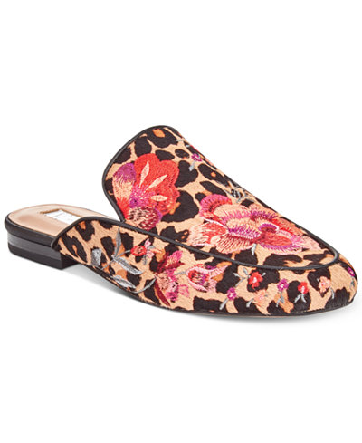 Anna Sui Loves INC International Concepts Gannie Mules, Created for Macy's