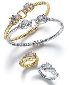 Swarovski Zirconia Panther Jewelry Collection