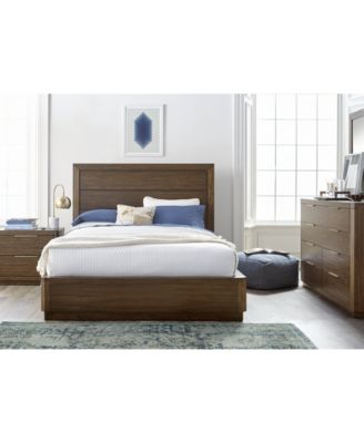 Perfect Furniture CLOSEOUT! Bromley Bedroom Furniture Set, 3 Pc. (Queen Platform Bed,  Dresser U0026 Nightstand), Created For Macyu0027s   Furniture   Macyu0027s