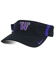 Nike Washington Huskies Sideline Aero Visor