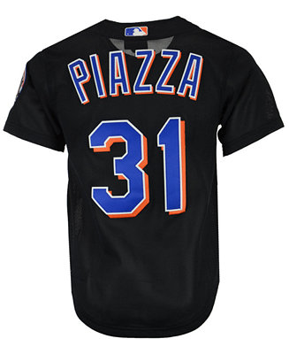 7e404cc94 Mitchell & Ness Men's Mike Piazza New York Mets Authentic Mesh Batting  Practice V-Neck Jersey & Reviews - Sports Fan Shop By Lids - Men - Macy's