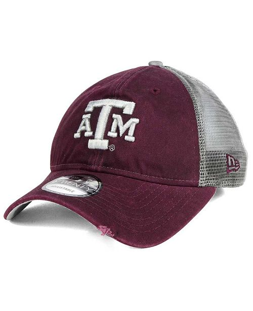 low priced 0f48d 7724a New Era. Texas A M Aggies Team Rustic 9TWENTY Cap. Be the first to Write a  Review. main image ...