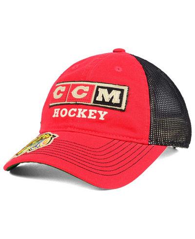 CCM Chicago Blackhawks Slouch Cap