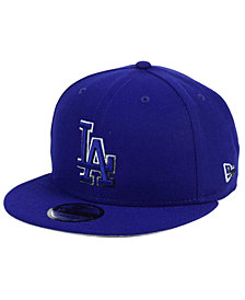 New Era Los Angeles Dodgers Color Dim 9FIFTY Snapback Cap