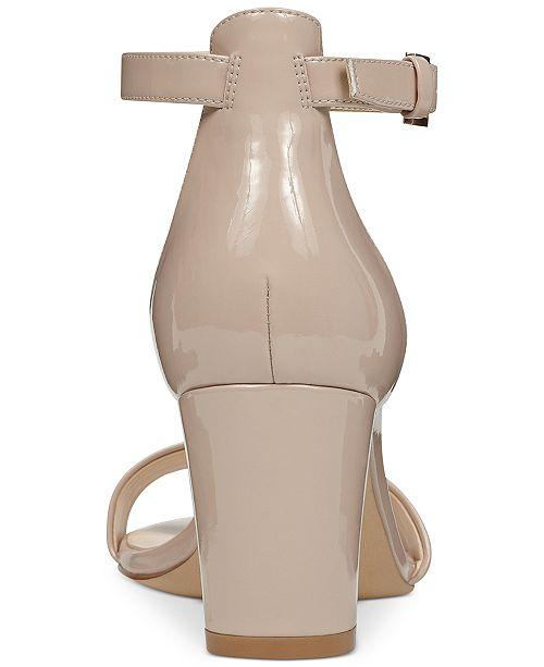 8d35bd5521c Nine West Pruce Block-Heel Sandals   Reviews - Sandals   Flip Flops ...